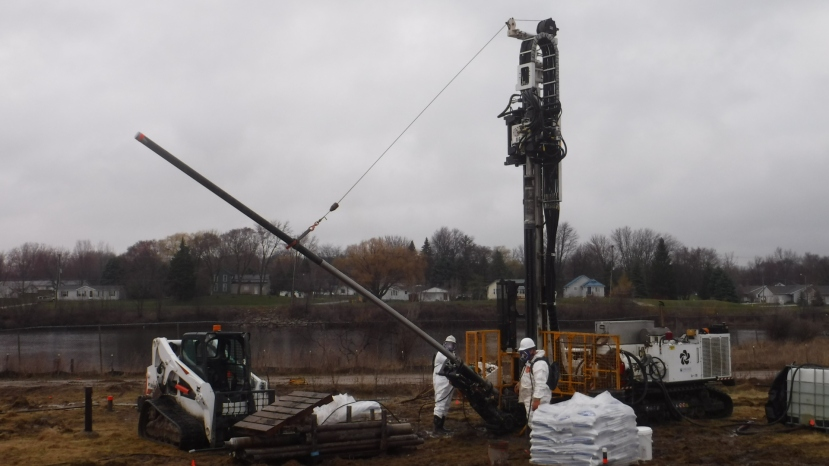 EPA Drilling Rig
