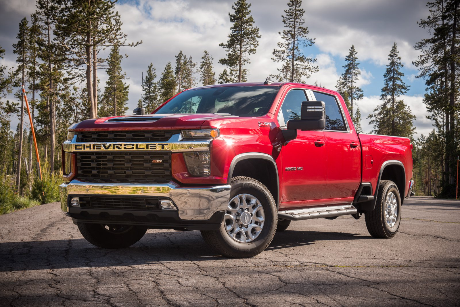 Electric Department to get new Chevrolet Silverado 2500HD ...