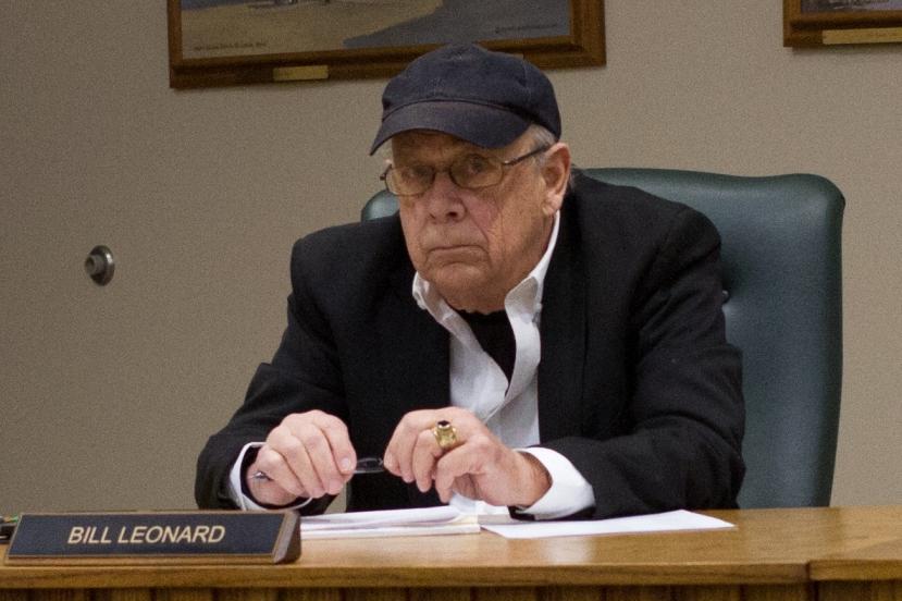 Bill Leonard
